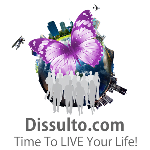Dissulto - Time To LIVE Your Life!